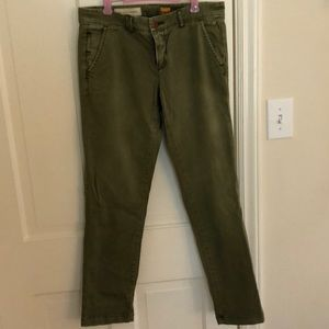 Fit hyphen pants